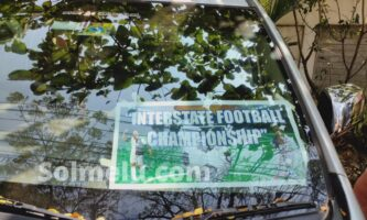 IT sleuths guise as football organisers to avoid detection
