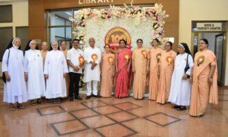 St Agnes celebrates centenary valedictory