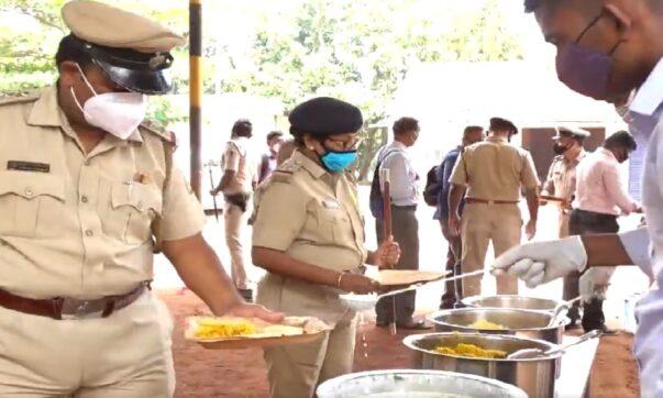 Kashaya, Kiosk & Vaccination; Mangaluru's police gears up against COVID-19